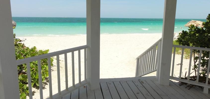 Beach Terrace in Cuba