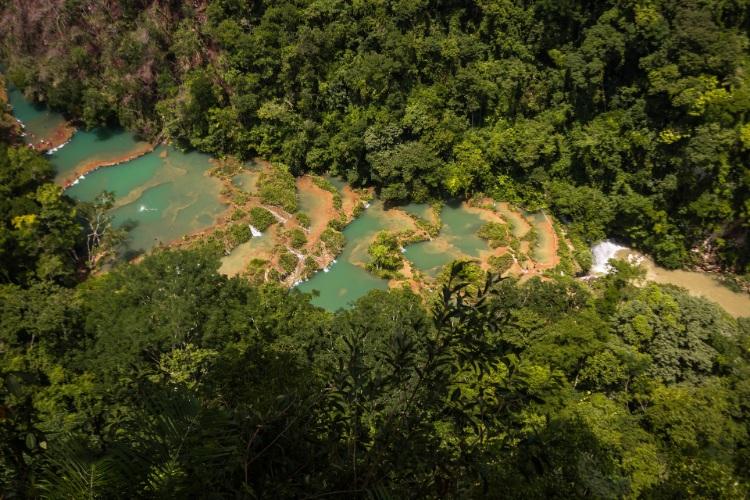 Semuc-Champei-Guatemala