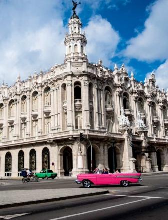 Cuba Old Town Havana