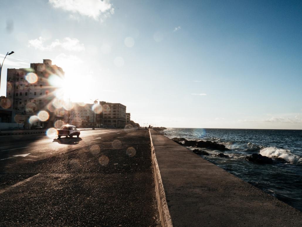 Coastal Havana