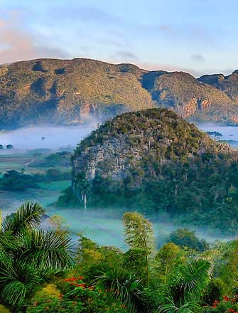 Misty Vinales Valley
