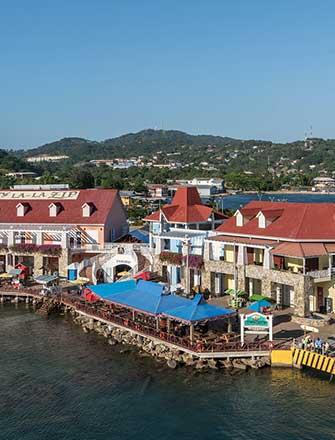 Port of Roatan Featured