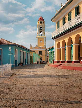 Trinidad Cuba Featured