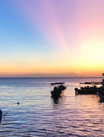 Roatan Sunrise