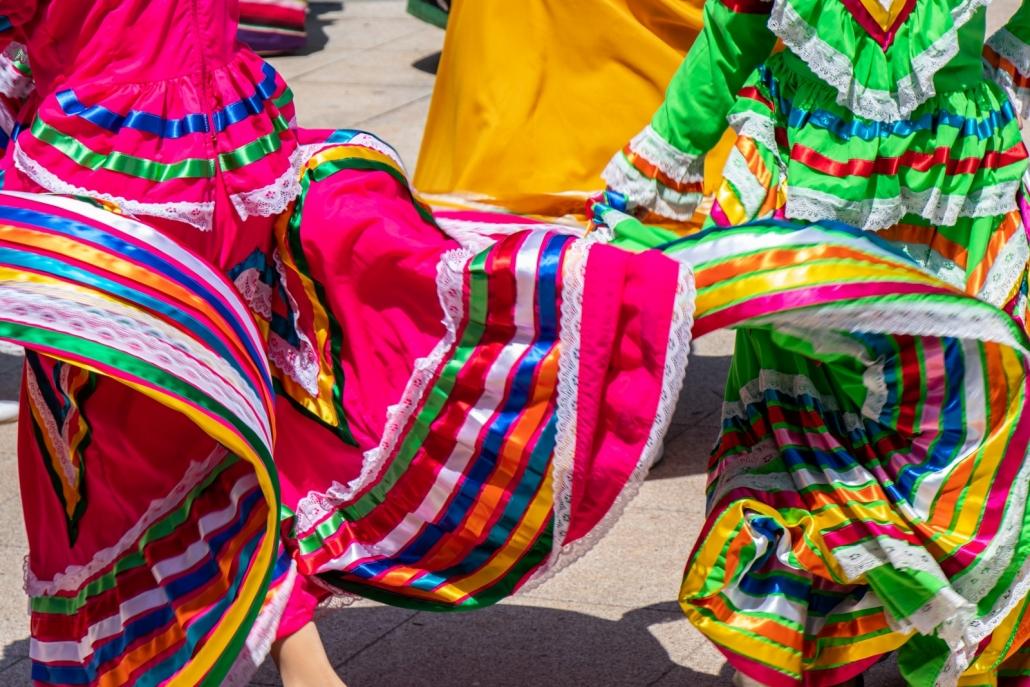 Carnival Skirts