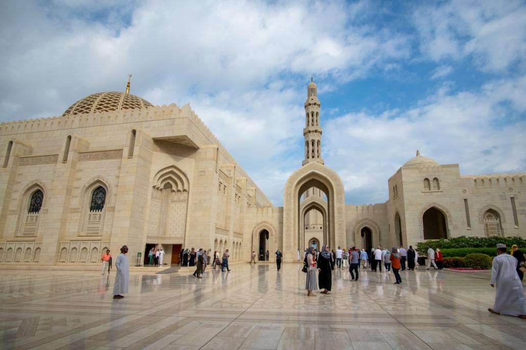 Maskat Mosque