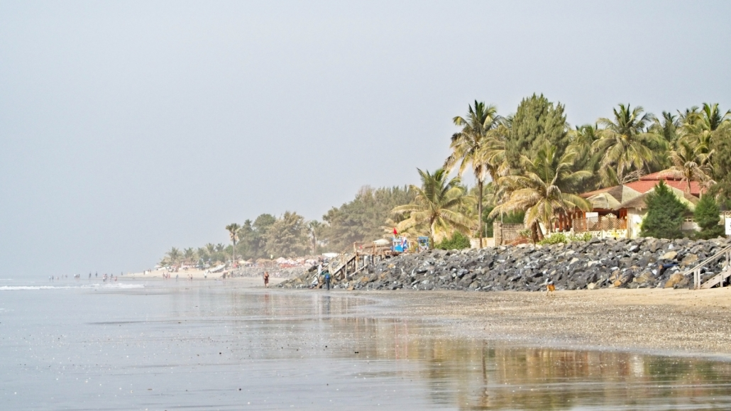The Gambia Coast