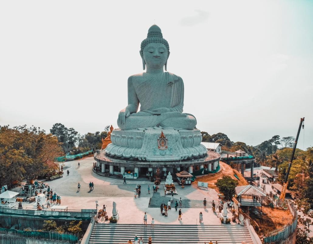 Phuket Town Buddha