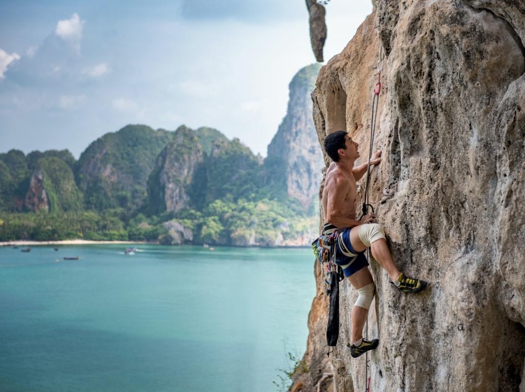 Tonsai Climbing