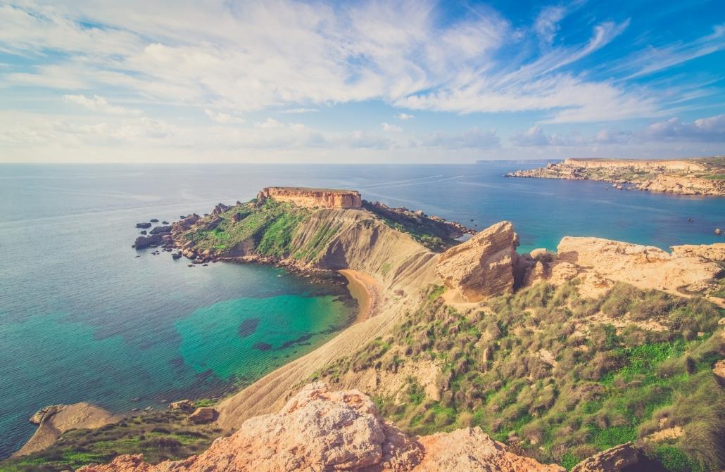 Coast of Malta
