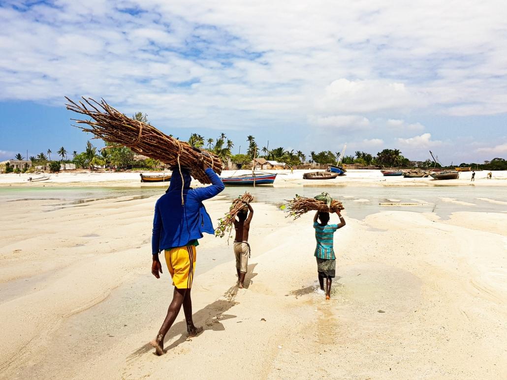 People on Ibo Island
