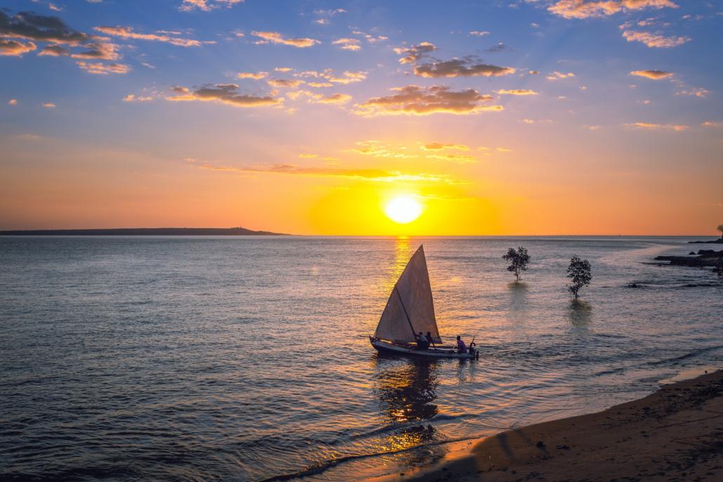 Coast of Madagascar