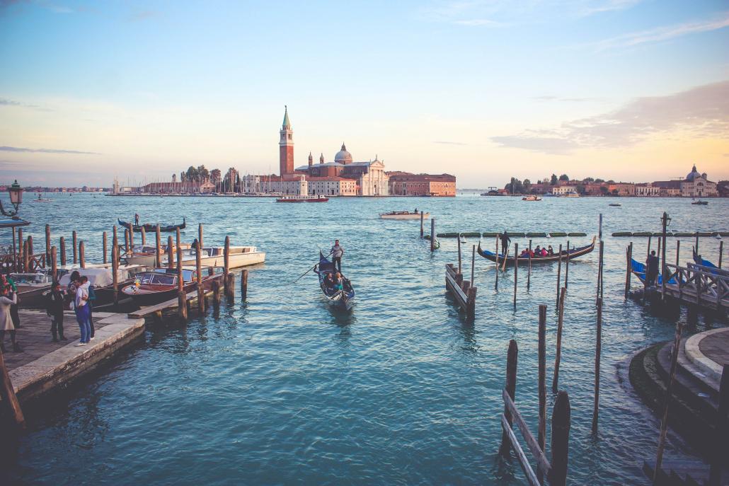 Gondala in Venice
