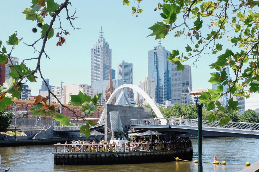 Spring in Melbourne Australia