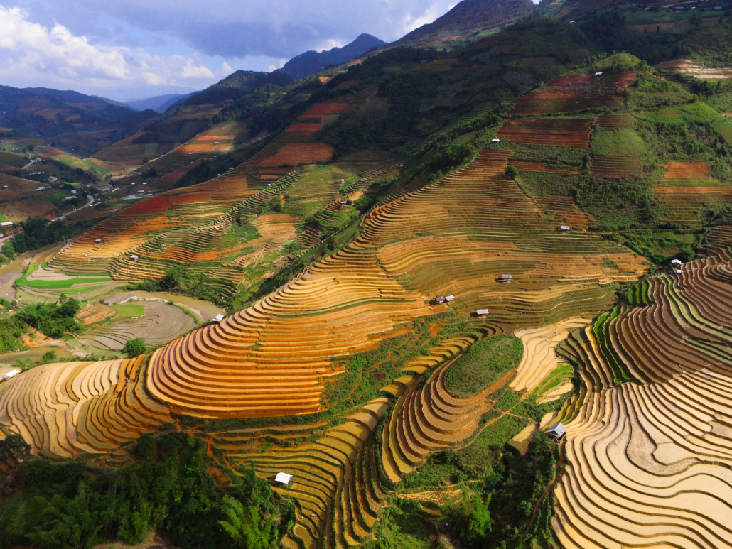 Vietnam Mountains