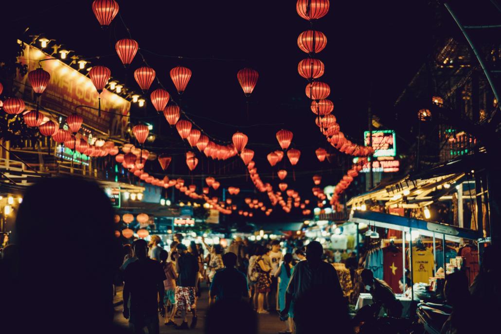 Vietnam at Night